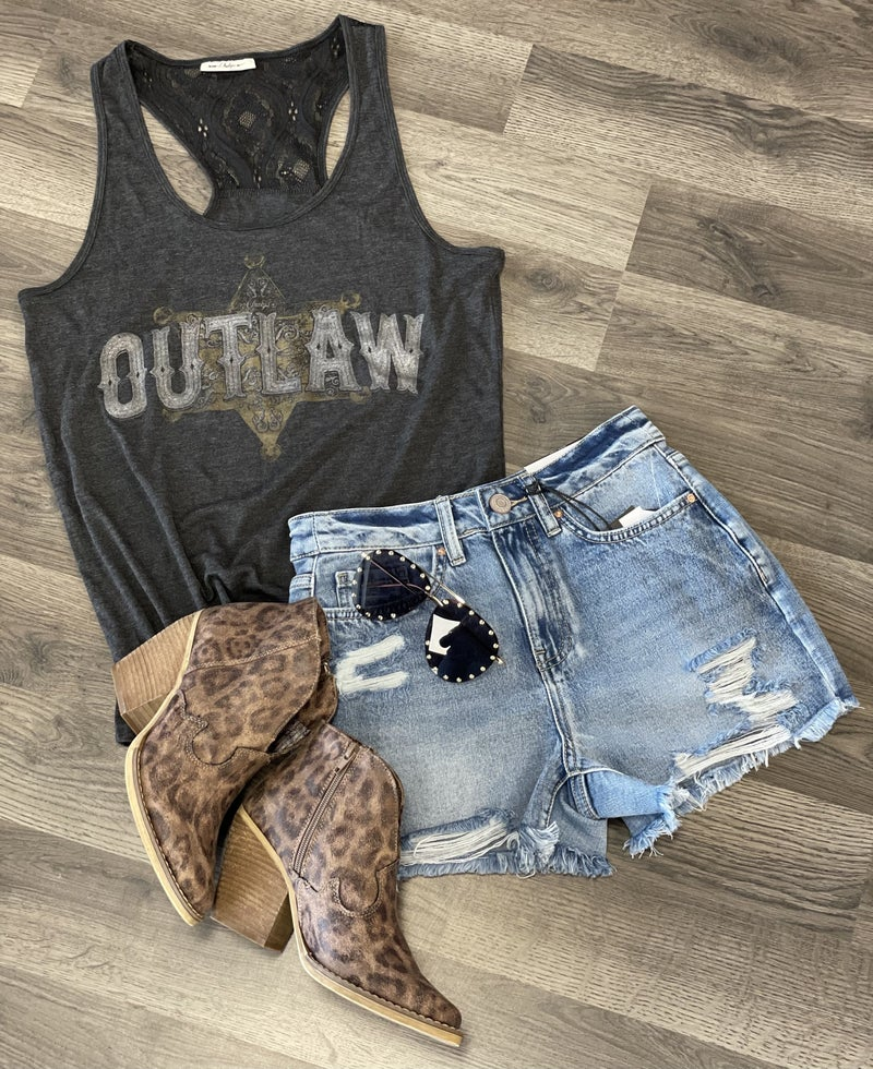 Outlaw Tank Top *Final Sale*