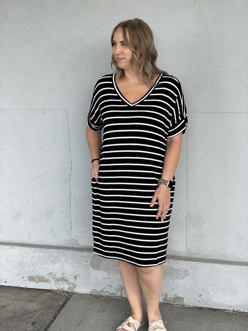 Curvy Forever More Dress