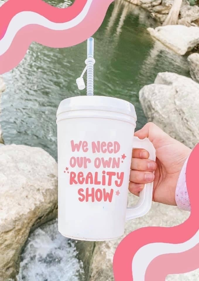 We Need Our Own Reality Show Thermal Jug