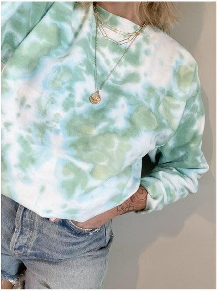 Pre-Order Melted Crewneck Sweatshirt (Arriving first week of August)