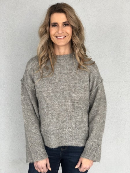 Muted Moods Sweater