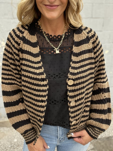 The Chaser Cardigan