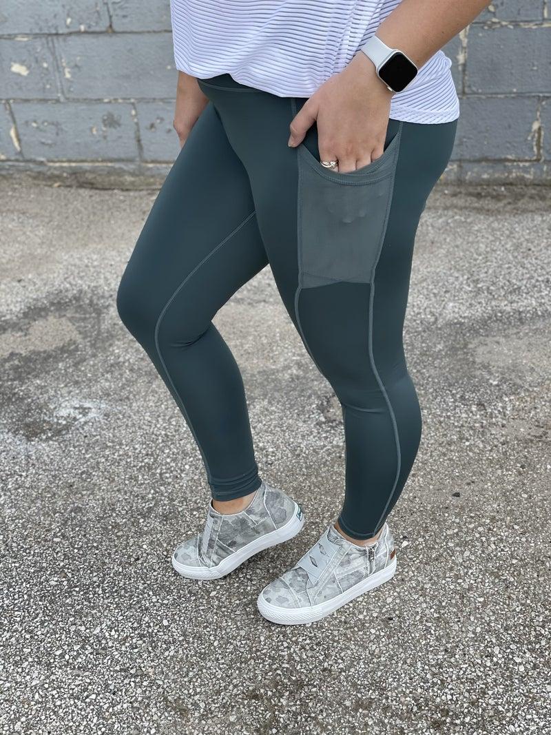 Deja Vu Leggings