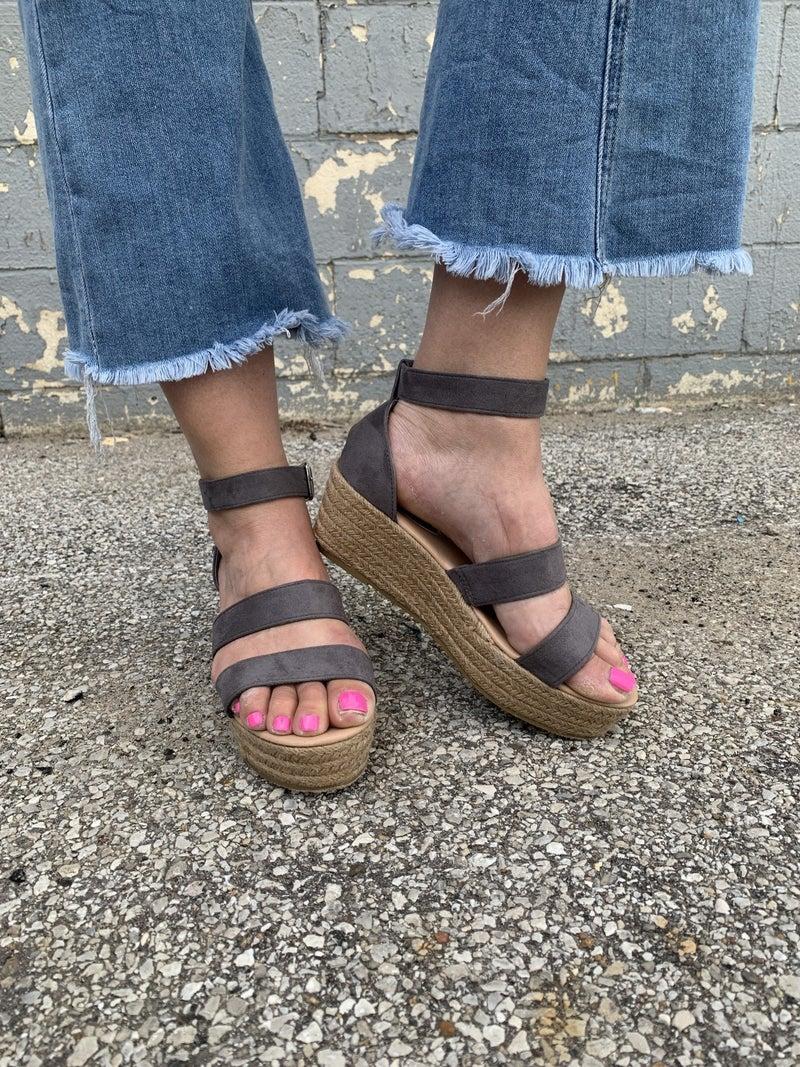 The Melrose Sandal