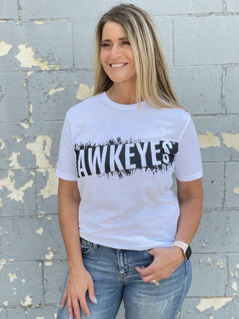 Aisley Hawkeye Tee *Final Sale*
