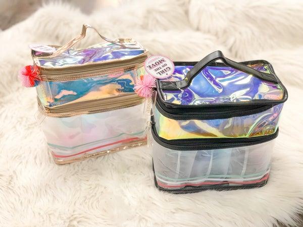 Iridescent Travel Bag