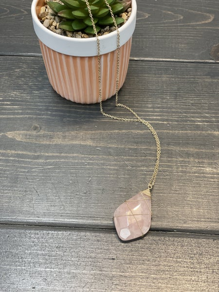 RL Daily Affirmations Pendant Necklace