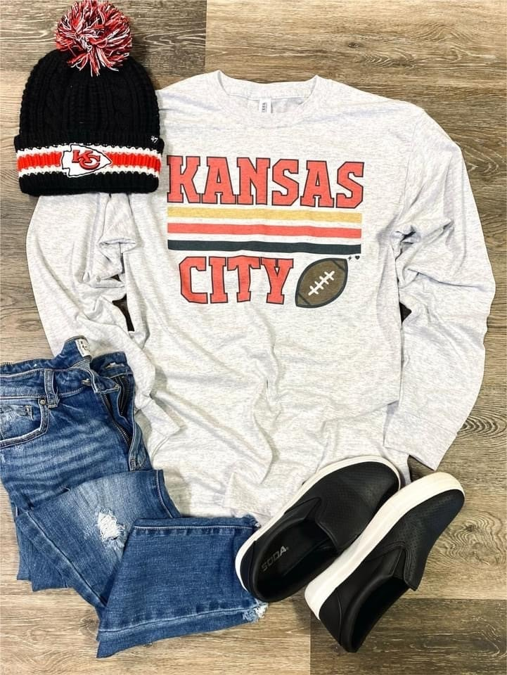 KANSAS CITY Sweatshirt PRE-ORDER- CLOSED- PLS do not order