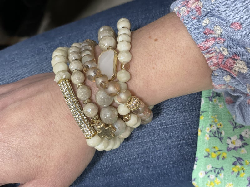 RL First Class Stackable Bracelet Set