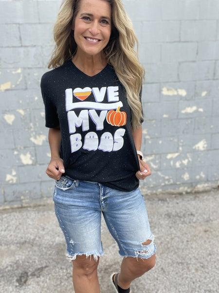 Love My Boos Tee
