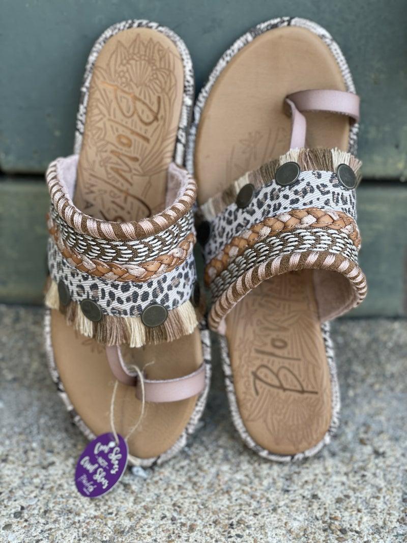 Blowfish Raelynn Seamushroom Sandals