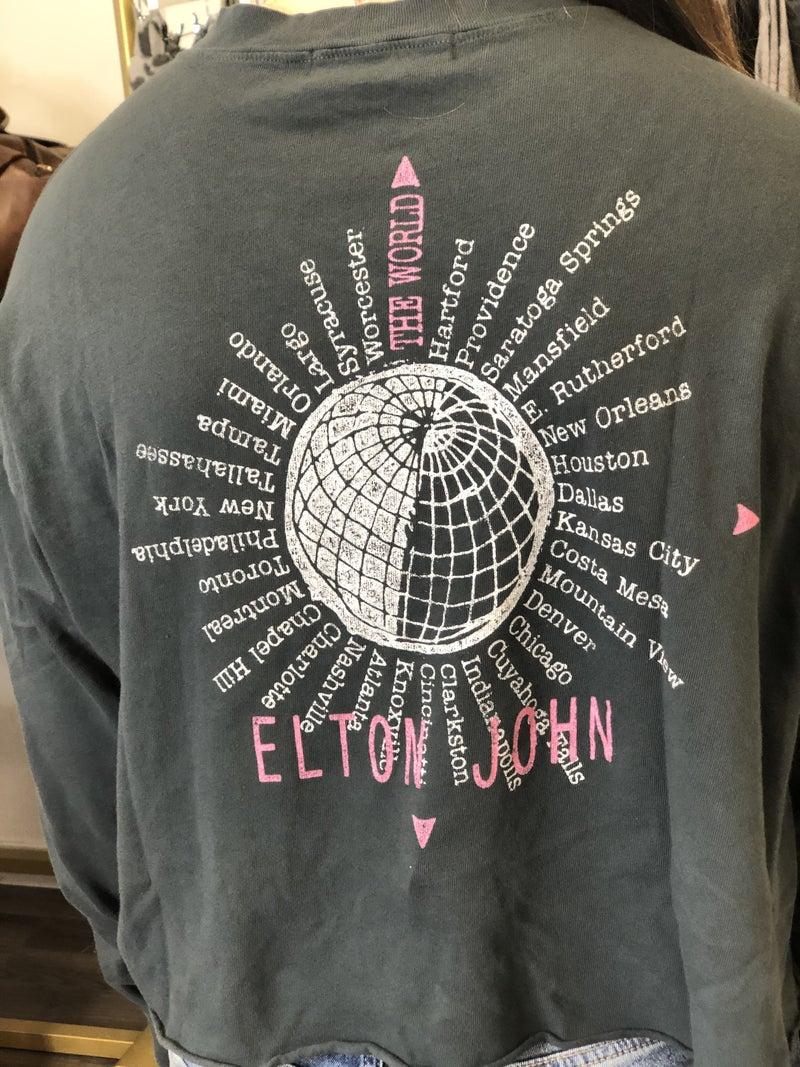 DayDreamer Elton John World Tour Tee