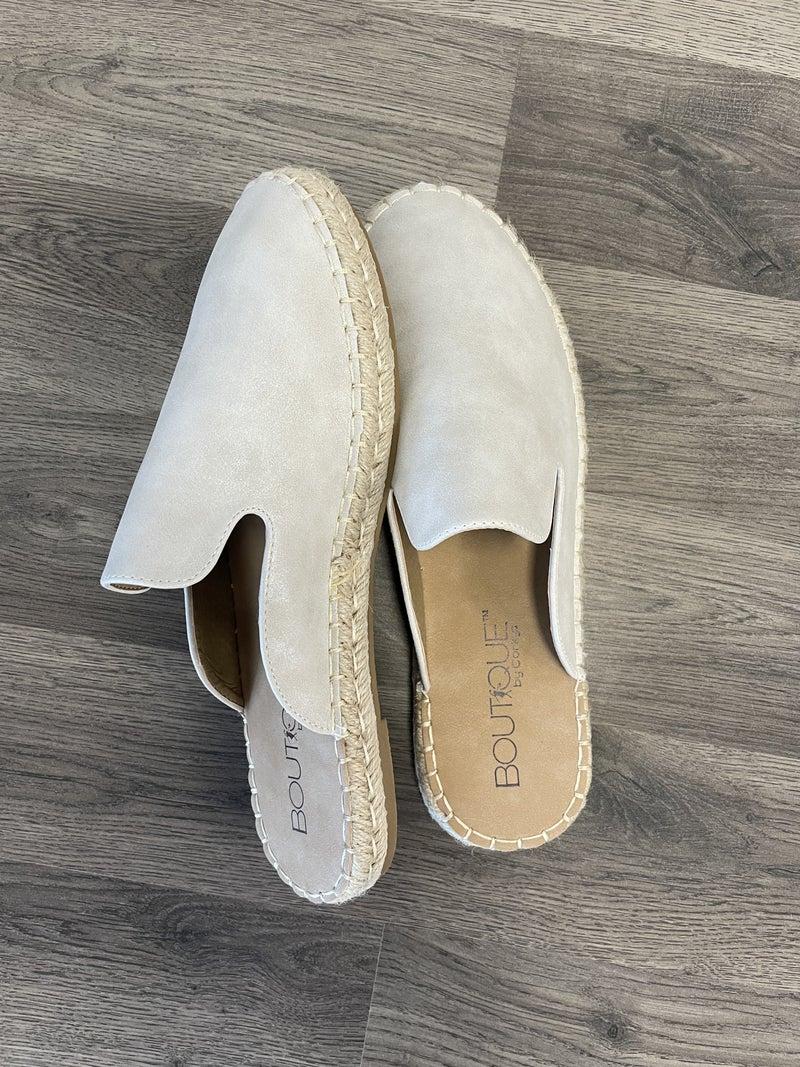 Taffy Pearlized Slide Shoe