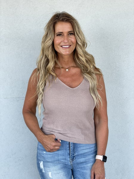 Looking To Layer Tank Top