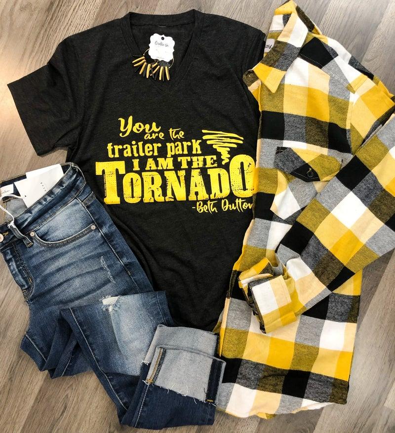 I Am The Tornado Tee