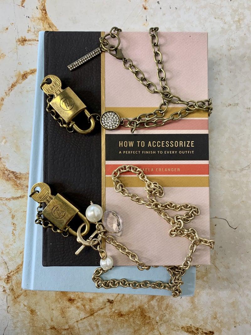 Lock & Key Necklace