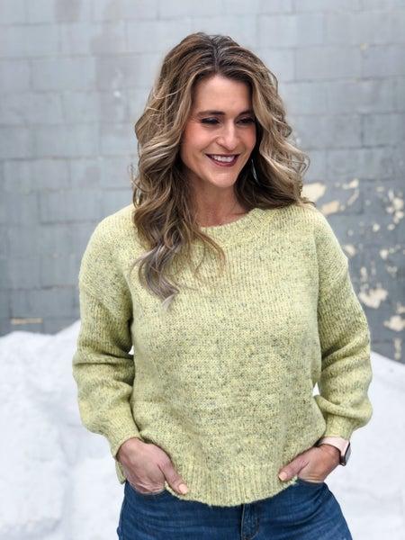 Sunshine Ahead Sweater