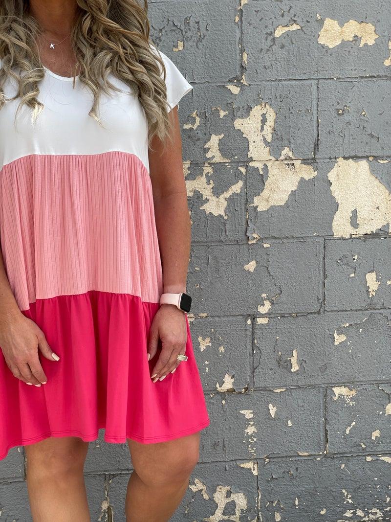 Layers Midi Dress