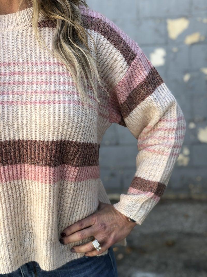 Soft Sunset Sweater
