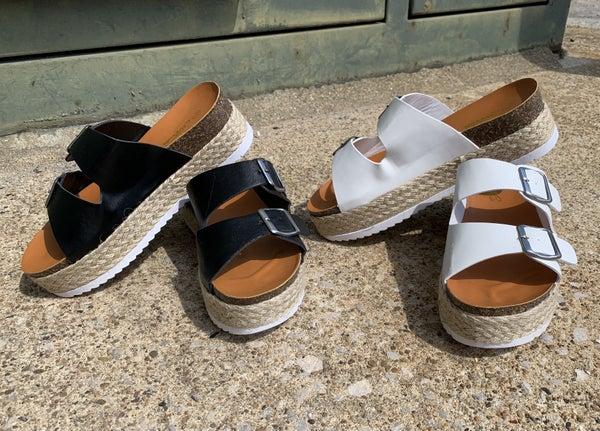Iconic Sandals