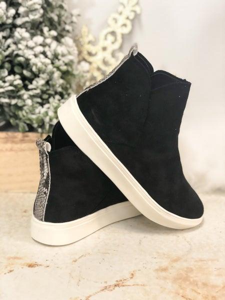 Rollo Black Sneaker *Final Sale*