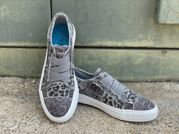 Blowfish Marley Mutli Pattern Smokey Sneakers