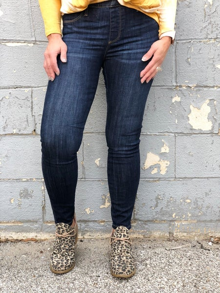 Judy Blue Skinny Denim Jeggings