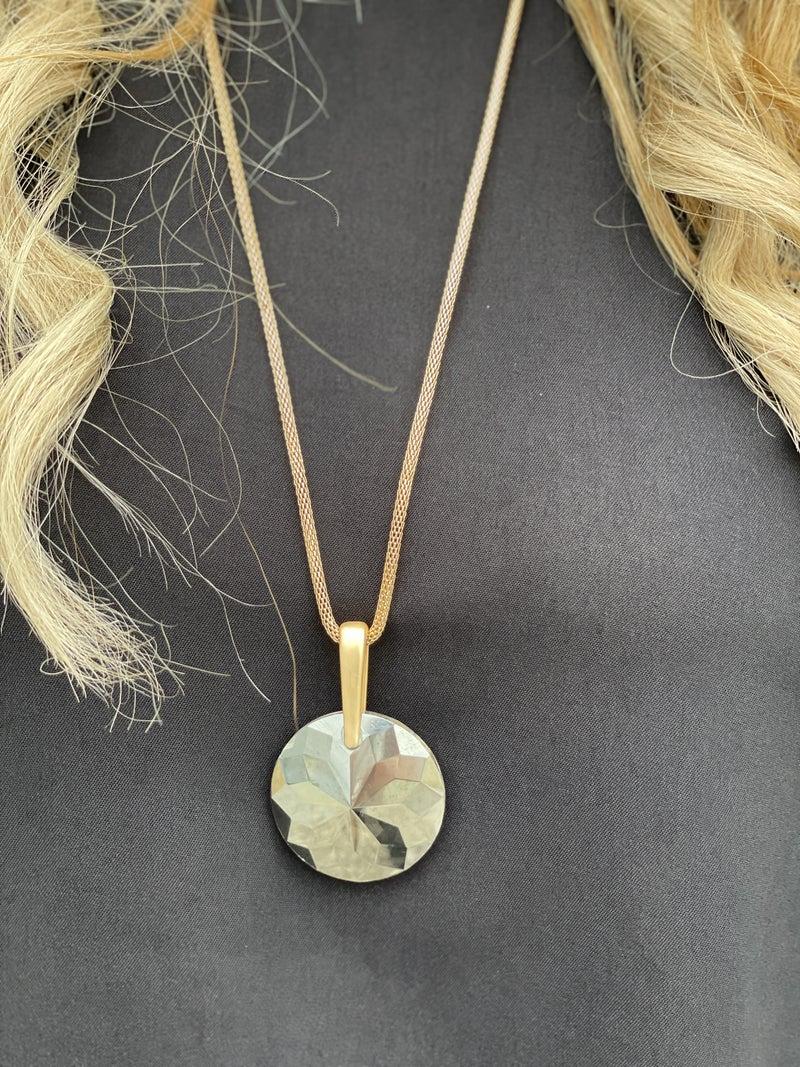 RL Urban Illumination Pendant Necklace