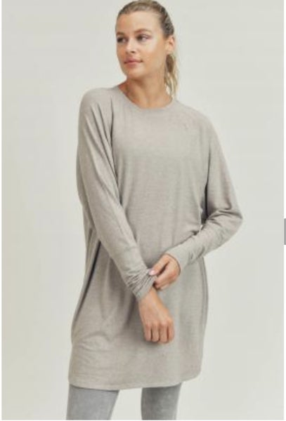 It's Hip To Be Cool Tunic Dress
