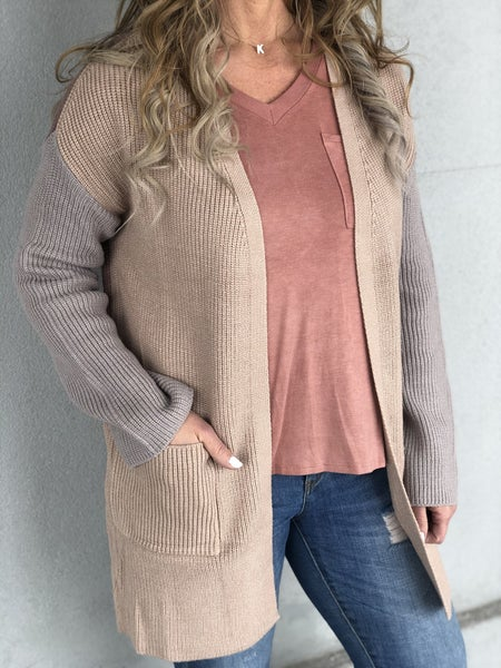 All The Neutrals Cardigan
