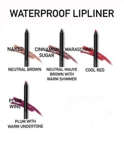 TM Waterproof Lipliner *Final Sale*