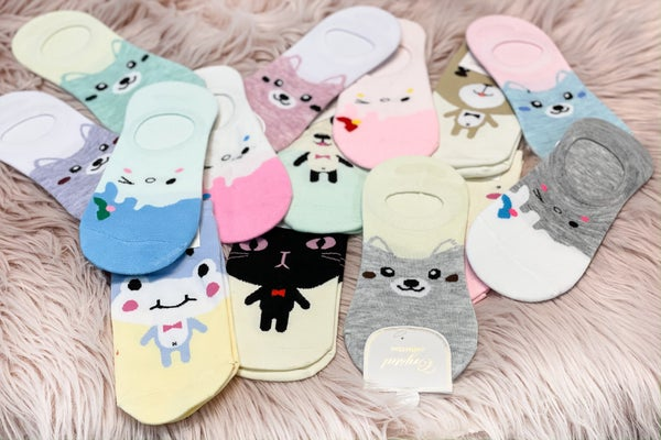 Fun Pack of Socks *Final Sale*