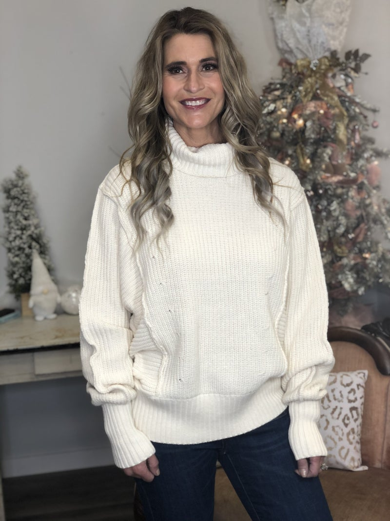 Simply Sweet Sweater