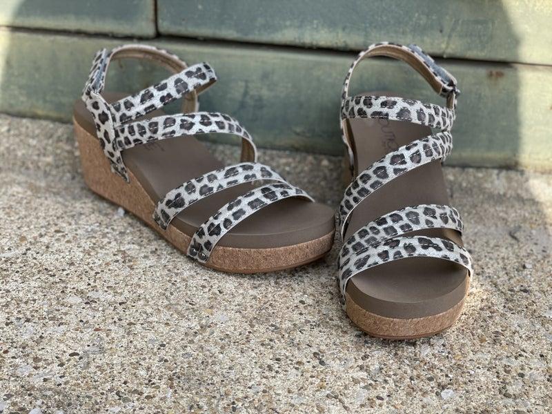Silver Animal Lifeguard Sandal