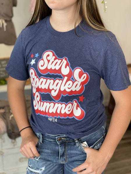 Star Spangled Summer Tee