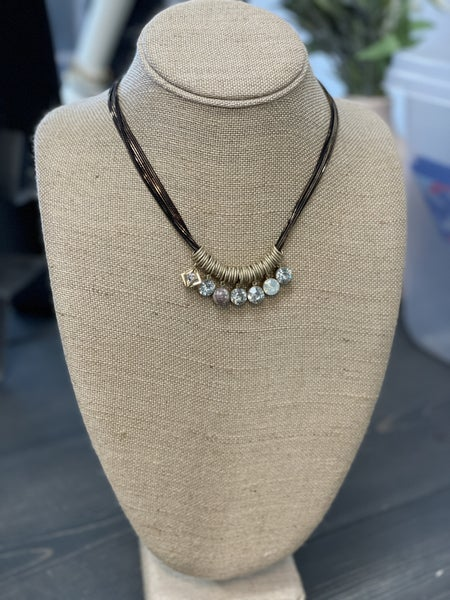 RL Haute Commodity Necklace