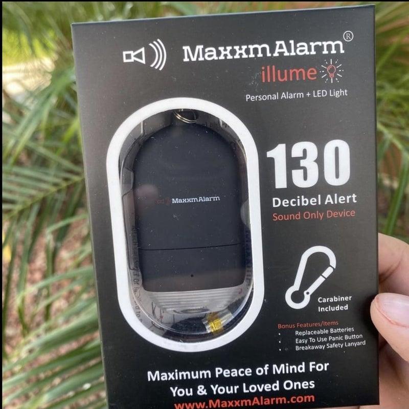 Personal Maxx Alarm