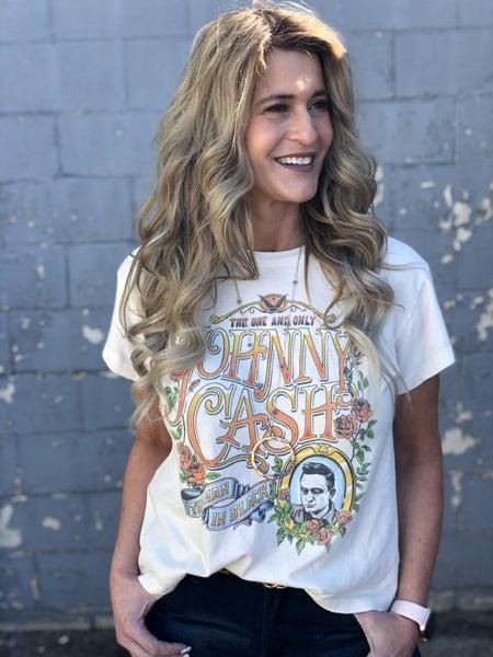 DayDreamer Johnny Cash Tour Tee