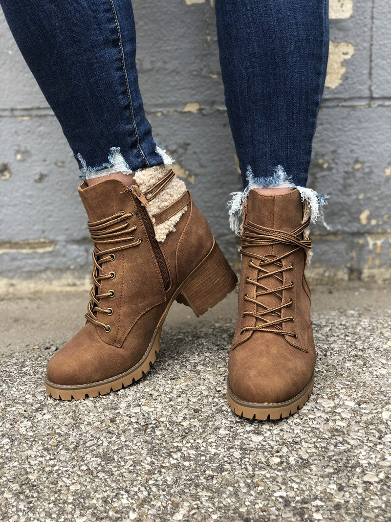 Olivia Booties