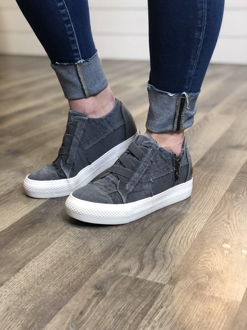 Blowfish Mamba Sneakers Slate Blue *Final Sale*