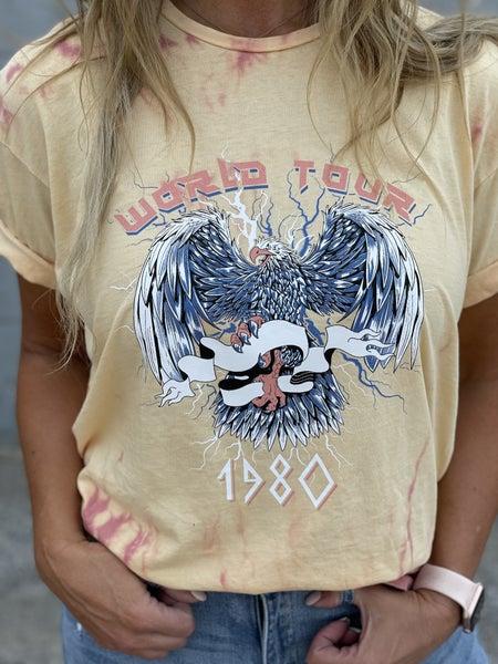 World Tour 1980 Tee