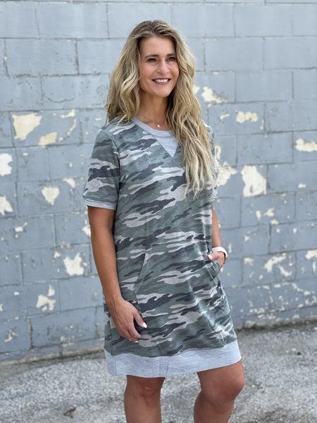 Just Call It Camo Dress