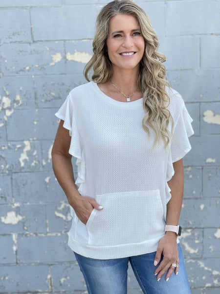 Brimming With Joy Easy Fit Top *Final Sale*