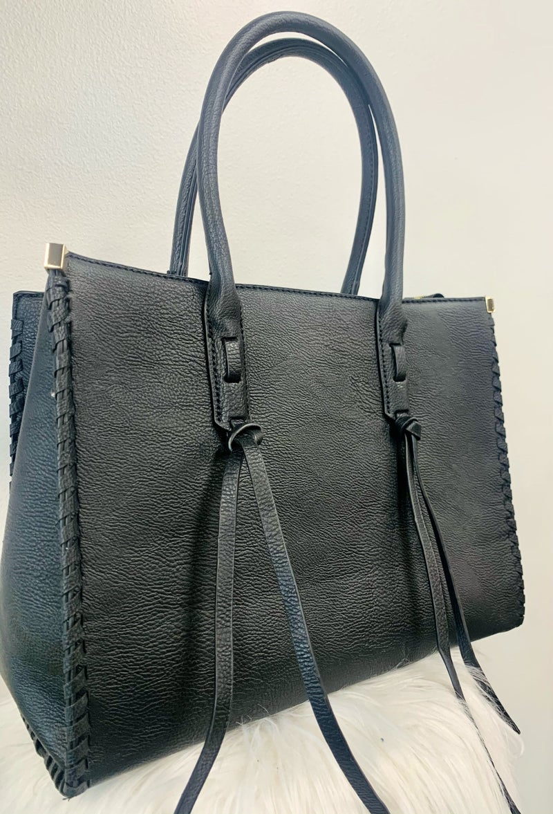 Carry All Whip Stitch Bag