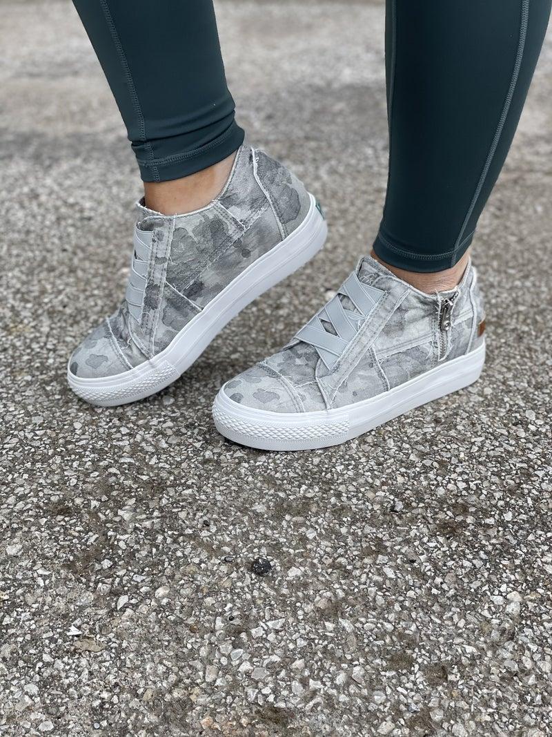 Blowfish Mamba Camo Sneakers