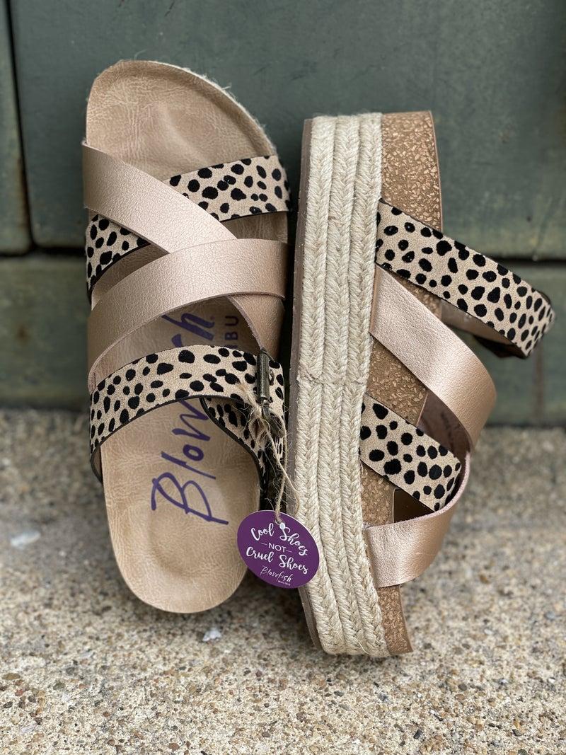 Blowfish Tart Sandlot Sandal