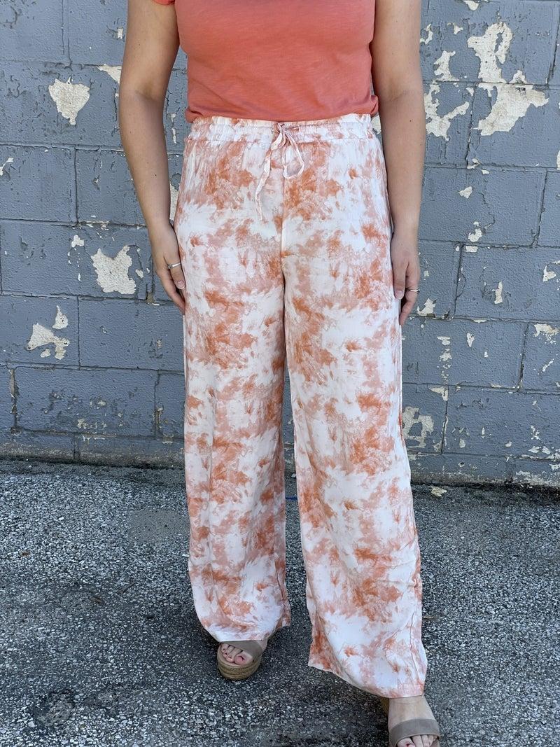 Apricot Amazing Pants