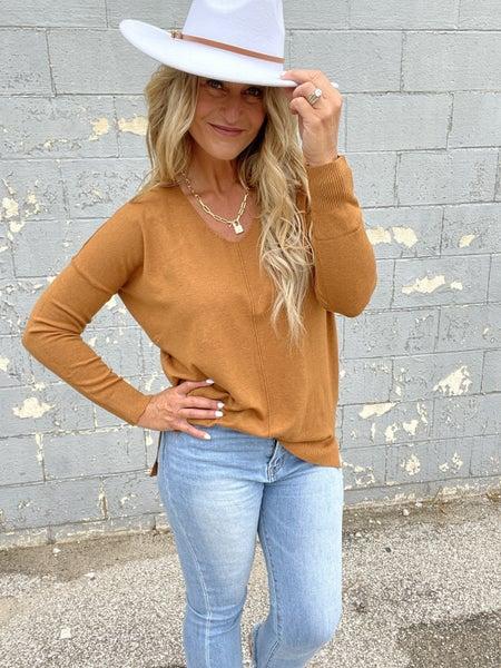Sweet Tea Dreamy Sweater