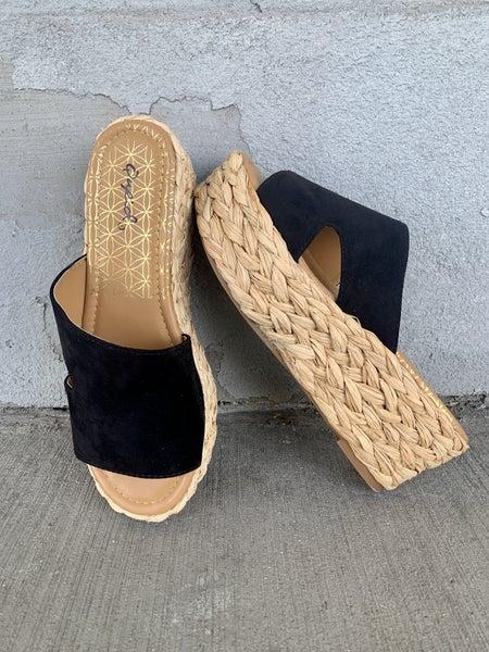 Emerson Platform Sandal