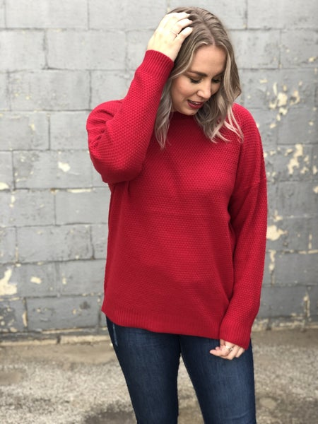 The Great Go To Sweater *Final Sale*